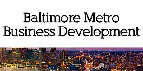Baltimore Metro Business Development tickets