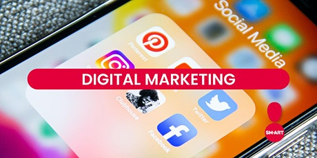 Digital Marketing | Webinar Introduttivo GRATUITO | SM-ART Formazione biglietti