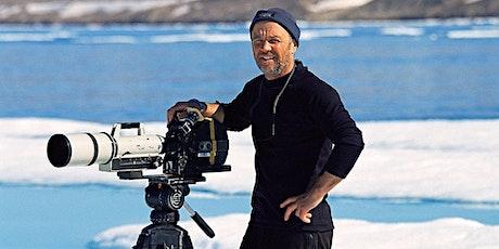 Poles Apart - Talk by Doug Allan BAFTA award winning BBC wildlife cameraman tickets