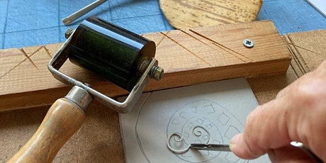 Lino Printing without a Press with Jess Davies tickets