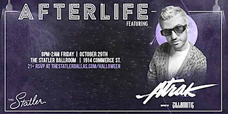The Statler Presents: Afterlife ft. A-Trak tickets