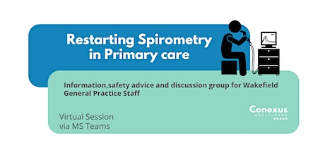 Restarting Spirometry in Primary Care (Information and discussion group) entradas