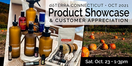 doTERRA Connecticut Product Showcase tickets