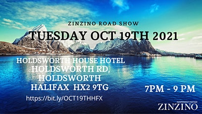 Road Show - Halifax 19th October 2021 tickets