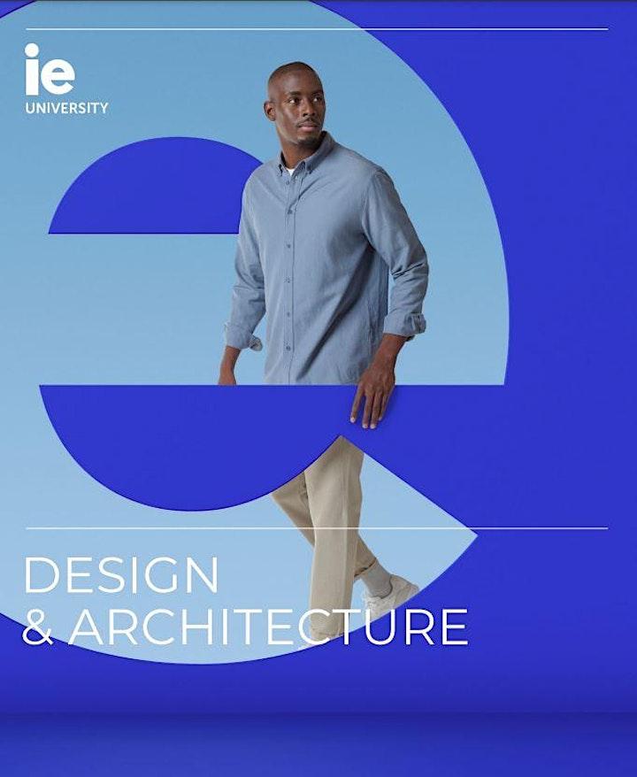 Sesión Informativa Virtual: Design & Architecture Pathway image
