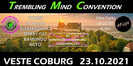 Trembling Mind Convention Tickets