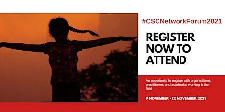 CSC Network Forum 2021 tickets