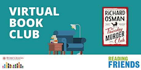 Virtual Book Club - November tickets