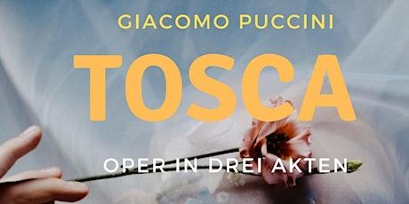 Giacomo Puccini Tosca Tickets