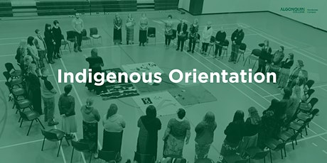 Indigenous Student Orientation tickets