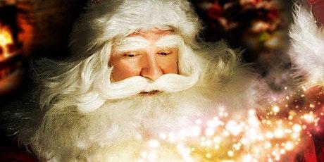 Santa's Magical Room at Aden tickets