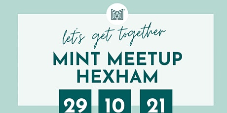 MINT Meetup and networking Hexham tickets