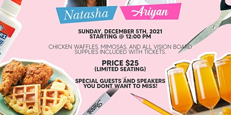 Brunch and Boards - A Vision Board Party tickets