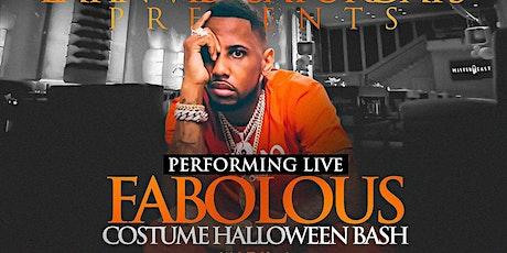 Latin Vibe Saturdays Costume Halloween Bash Fabolous Live At Mister East tickets