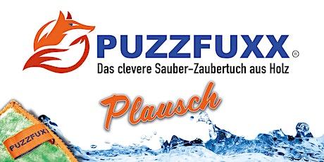 PUZZFUXX - Plausch Tickets