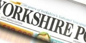 The Yorkshire Post: The journey from print to digital...
