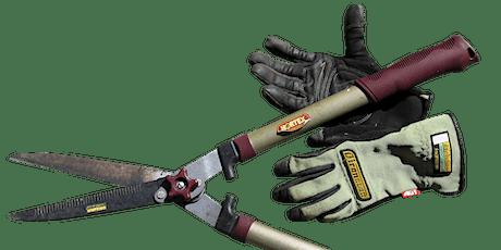 Tool Sharpening & Maintenance tickets
