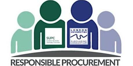 LUPC & SUPC Responsible Procurement Event 2021 tickets