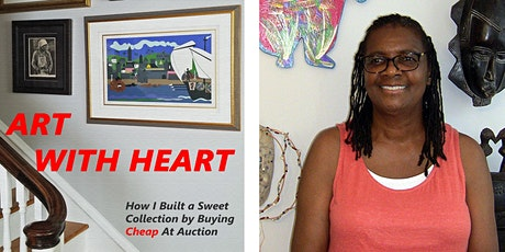 Auction Finds: A New Twist on Art Collecting with Sherry L. Howard tickets