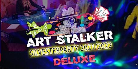 Silvesterparty 2021/2022 DELUXE im ART Stalker Tickets