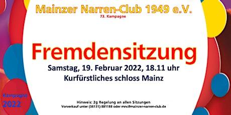 MNC FASTNACHTSITZUNG - Närrisch bunt nach Meenzer Art tickets