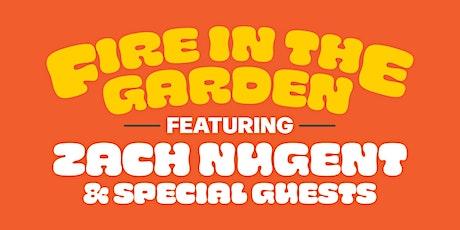 Fire in The Garden tickets