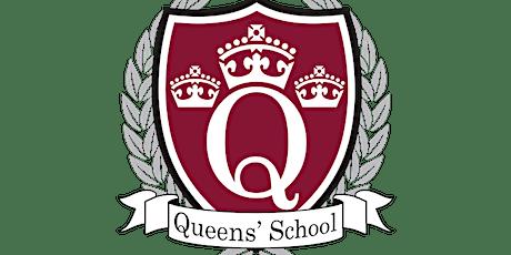 Queens' School Sixth Form Open Evening tickets
