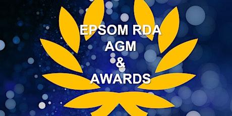 Epsom RDA AGM & Annual Awards tickets