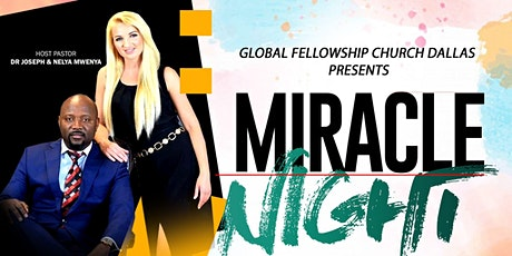 Miracle Night -  October The Month of Greatness tickets