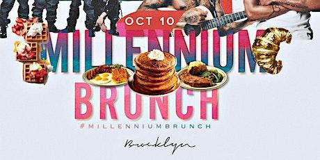 Millennium BRUNCH at BROOKLYN ON U tickets
