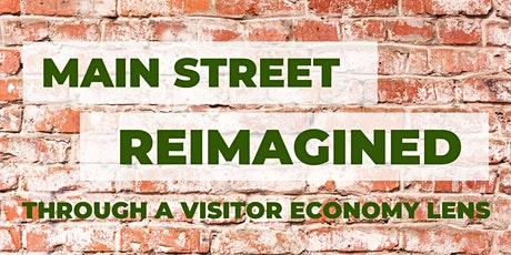 Main Street Reimagined: Introduction to Handbook and Visitor Economy tickets