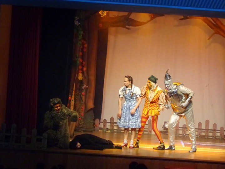 Imagem do evento 60% de DESCONTO! Espetáculo O Mundo Mágico de Oz no Teatro BTC