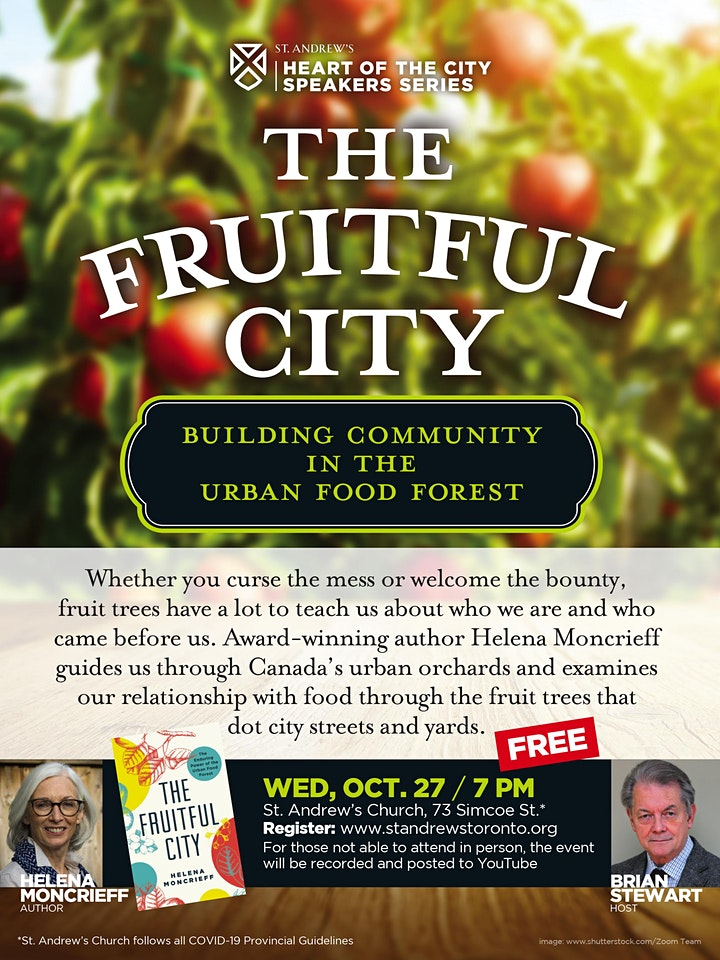 The Fruitful City: Building Community in the Urban Food Forest image