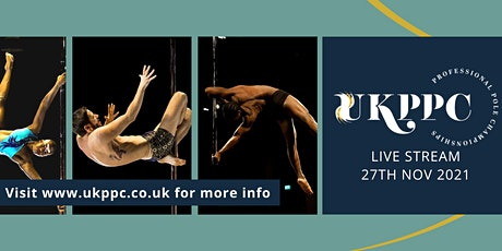 The UK Professional Pole Championships - LIVE STREAM tickets
