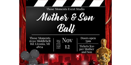 Mother & Son Dance tickets