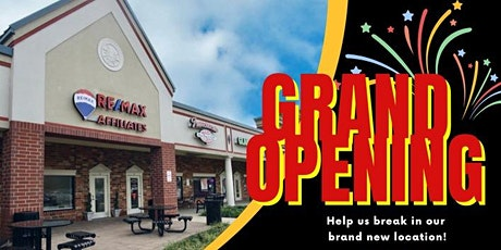 RE/MAX Affiliates Grand Opening and Children's Miracle Network Fundraiser tickets