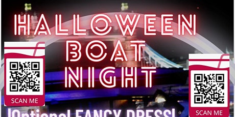 Halloween Boat Party tickets