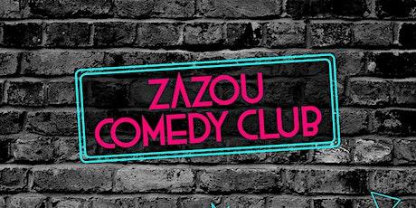 Zazou Comedy Club billets