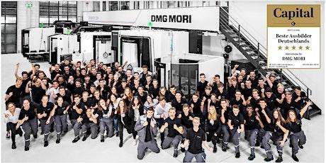 Berufsinformationstag 2021 bei der DECKEL MAHO Seebach GmbH Tickets