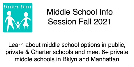 Virtual Middle School Fair with independent middle schools ingressos