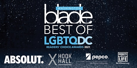 Best of LGBTQ DC Awards Party Presented by Absolut tickets