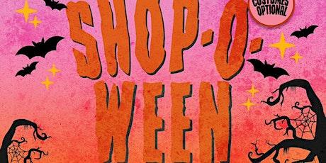 Shop-O-Ween (Halloween Pop-Up Shop) tickets