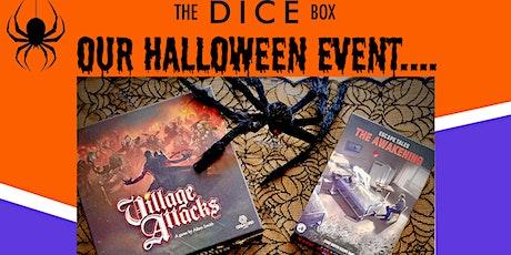 Halloween Event- Village Attacks tickets