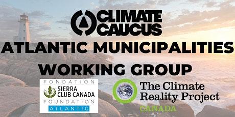 Atlantic Municipalities Working Group tickets