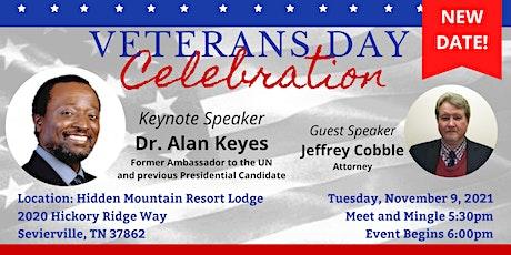 Veterans Day Celebration tickets