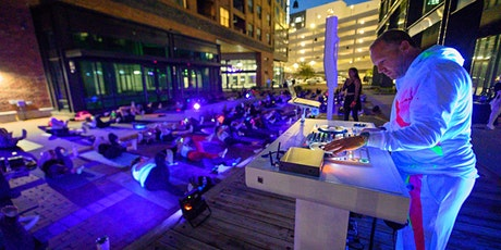 Outdoor Glowga Event hosted by Dose Yoga + Smoothie Bar x The Now Massage. tickets