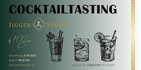 Cocktailtasting x Jigger & Spoon Tickets
