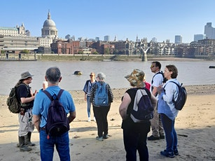 River Recoveries: Archaeology on the Thames foreshore tickets