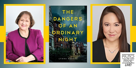 P&P Live! Lynne Reeves | THE DANGERS OF AN ORDINARY NIGHT with Angie Kim tickets