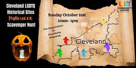 LGBTQ+ Historical Site Halloween Scavenger Hunt tickets